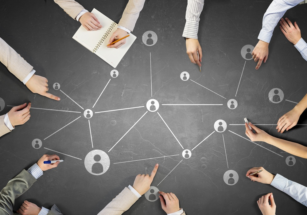 Team aligning sales and marketing