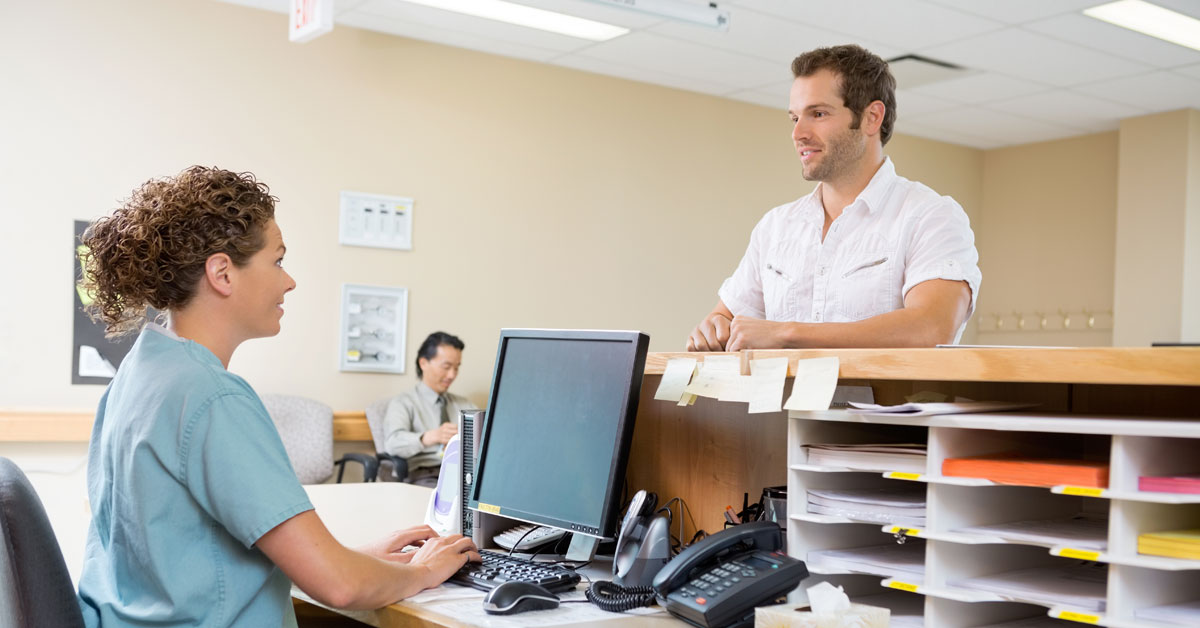 customer service for medical practices