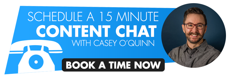 healthcare content creation chat